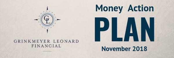 Money Action Plan Email Header November 2018