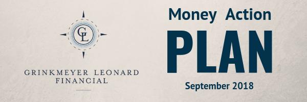 Money Action Plan Email Header September 2018